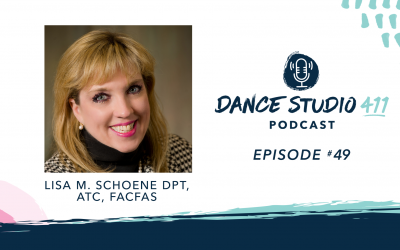 Building Healthy Habits and Preventing Injuries in the Dance Studio